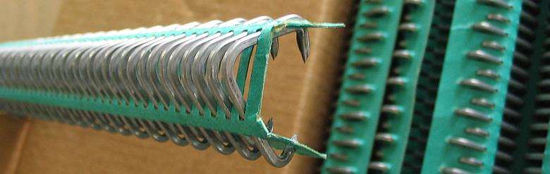 Žičana spojnica (ASGOR) - za trake od plastike PVC PU