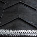 MS25 - clip za spajanje gumeni remeni - zbližavanje