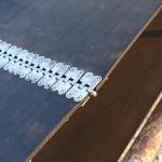 MS25 - clip za spajanje gumeni remeni - korištenje u praksi 6