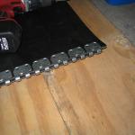 spajanje traka - spojnice MS 45 (instalacija 16)