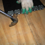 spajanje traka - spojnice MS 45 (instalacija 15)