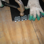 spajanje traka - spojnice MS 45 (instalacija 14)