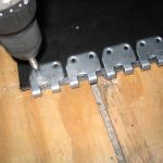 spajanje traka - spojnice MS 45 (instalacija 5)