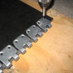 spajanje traka - spojnice MS 45 (instalacija 4)