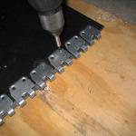 spajanje traka - spojnice MS 45 (instalacija 2)