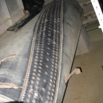 spajanje super screw - instalacija gumena traka 2)