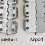 Sastavljanje nitanih spojeva: gemini, airport, minibelt, prestol, miniprestol