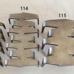 Spojnice za popravke - veličine
