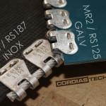 spajanja MiniRecord MR3 (Inox), MR2 (galv)
